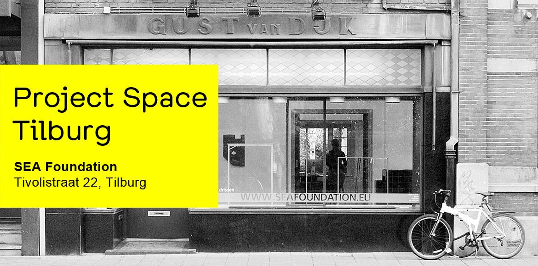 Project Space Tilburg, at Gust van Dijk at SEA Foundation Tilburg, the Netherlands