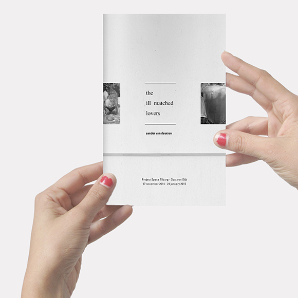 Sander van Deurzen, The ill matched lovers. Catalogue - 24 pages, 12x19cm. Published on occasion of the solo exhibition at SEA Foundation