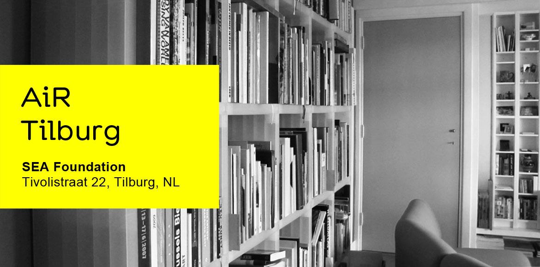 AiR-Tilburg Library, SEA Foundation, The Netherlands,