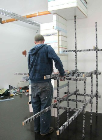 Artist in residence, Bram Braam, Netherlands, SEA Foundation 2107