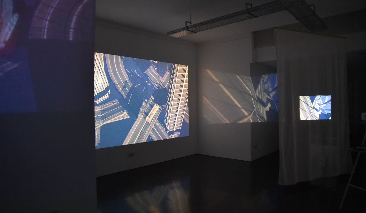Katerina Athanasopoulou at SEA Foundation. Exhibition view of exhibition The Architecture of Melancholy at SEA Foundation Tilburg, the Netherlands