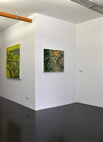 Simon Carter, installation view. Exhibition at SEA Foundation