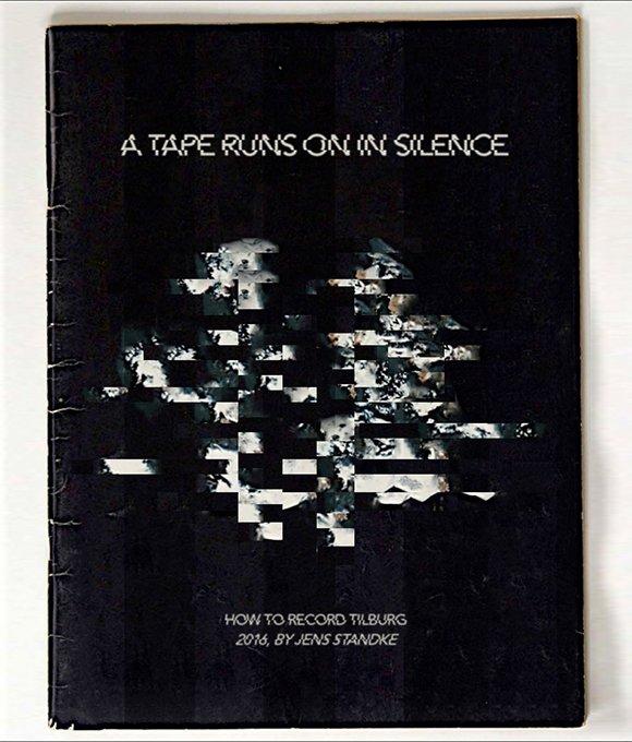 """""""Jens Standke, Artist's Book Publication at SEA Foundation Tilburg, the Netherlands"""