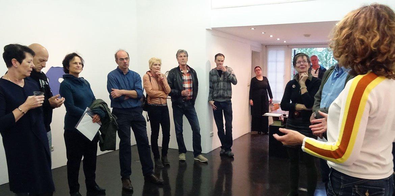 Talk by curator Paula van den Bosch, at SEA Foundation, Tilburg, the Netherlands
