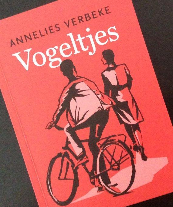 Vogeltjes Annelies Verbeke, 2015 Tilt Residency
