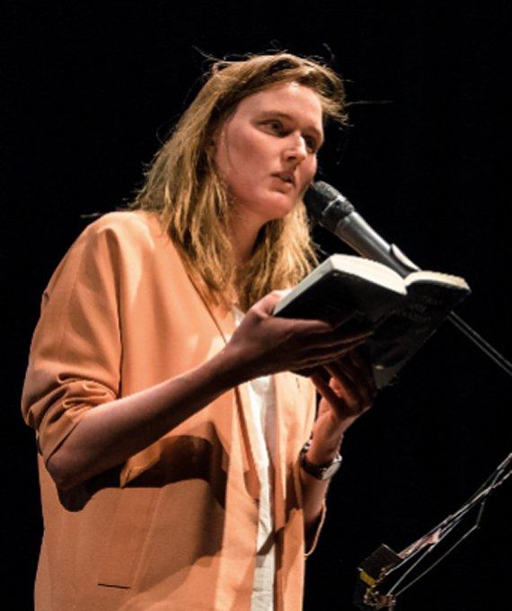 Maartje Wortel writer in residence 2016, Tilt festival