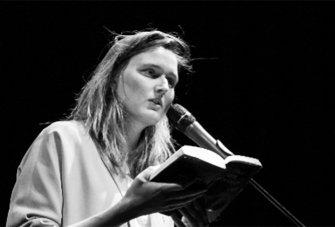 Maartje Wortel, writer in residence 2016, Tilt Festival