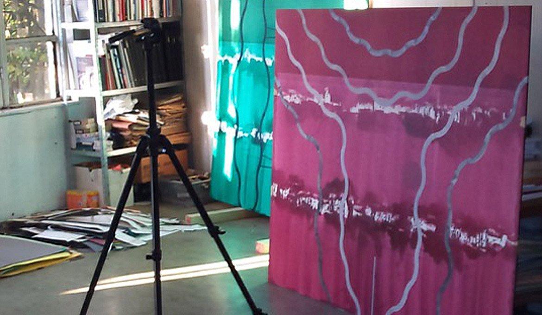 René Korten a glimpse into the studio, DUB 2011 [a series in 3 parts]