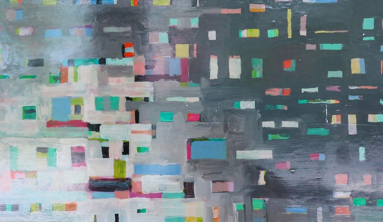 Kris Duys NT, oil on canvas 45x28cm, 2012