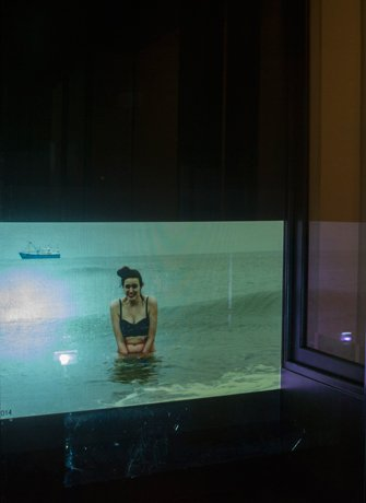 Hester van Tongerlo, installation view, Cultuurnacht Tilburg, SEA Foundation Tilburg, the Netherlands, 2016
