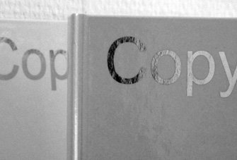 Copy Paste - First artist's book Hester van Tongerlo 2016, SEA Foundation 2016
