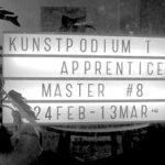 Apprentice Master #8 – by Riet van Gerven