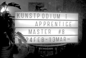 Bas van den Hurk, Apprentice Master #8, SEA Foundation 2017