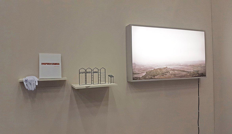 Prospects & Concepts, Theodora Kotsi Felici, Art Rotterdam 2017, SEA Foundation 2017