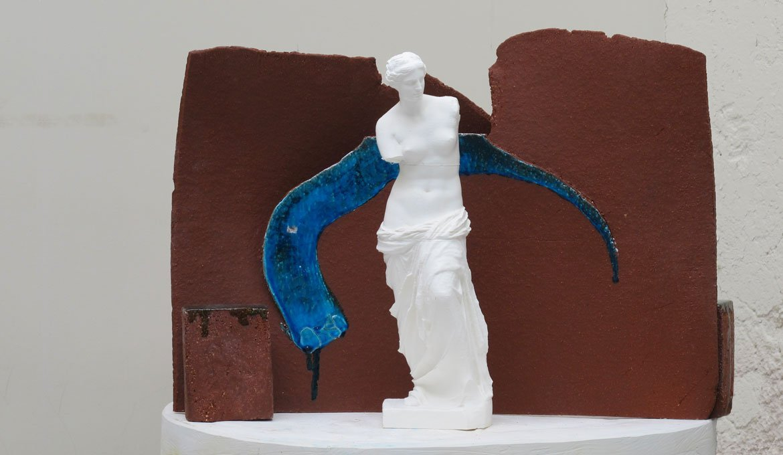Jenny Blumenfield, Expanded Ceramics, Studio Visit at EKWC, SEA Foundation 2017