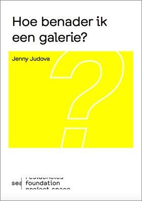 Hoe benader ik een galerie cover page 01