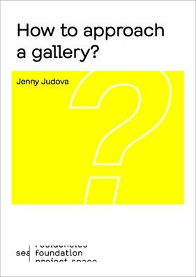 How-to-Approach-a-Gallery cover page