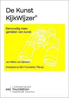 KunstKijkWijzer Kunstkijken cover page 01