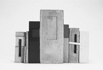 Eloisa Ibarra, Tiempo y materia technica mixta 8 pieces, Artist in Residence, SEA Foundation 2017
