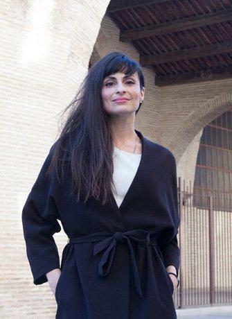 Portrait of Johanna Caplliure, Curator in Residence, SEA Foundation 2017