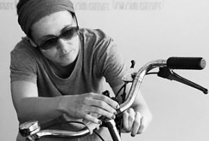 Grey Colour Stalker, Vanessa Brazeau, Artist in Residence, SEA Foundation 2017