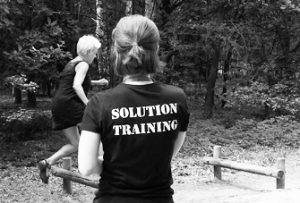 Solution Training, Vanessa Brazeau, SEA Foundation 2017