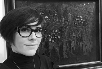 Valeria Ceregini SEA Foundation Curator Artist Writer in residence programm Tilburg, The Netherlands