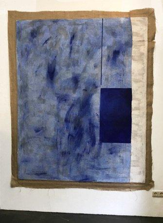 Artist Marije Gertenbach, Exhibition Beyond the Painting SEA Foundation by Valeria Ceregini The Netherlands