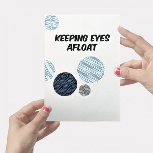 Keeping Eyes Afloat by Robert Proost SEA Foundation production