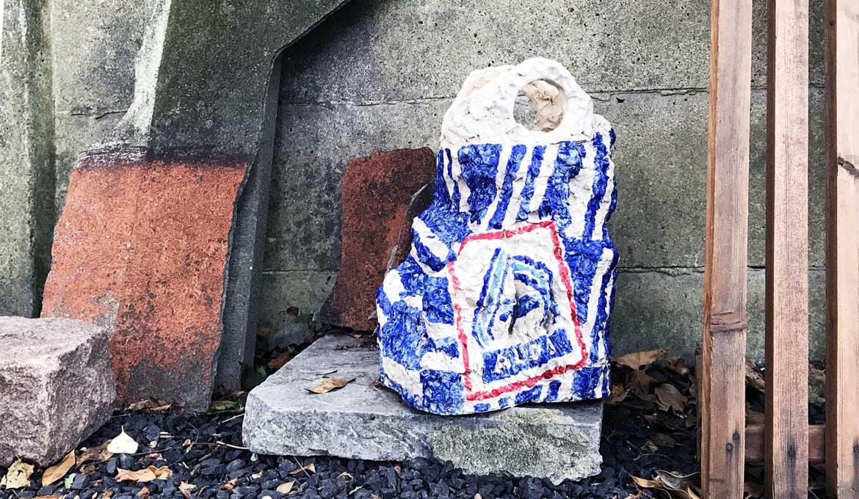 Artist in Residence SEA Foundation Tilburg Dutch Artist Ceramic Sculpture by Katrein Breukers