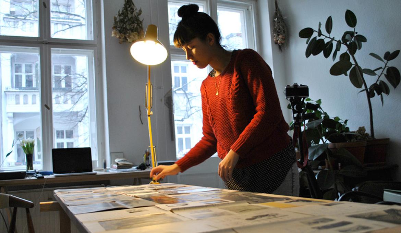 SEA Foundation Artist in residence programm Tilburg, The Netherlands