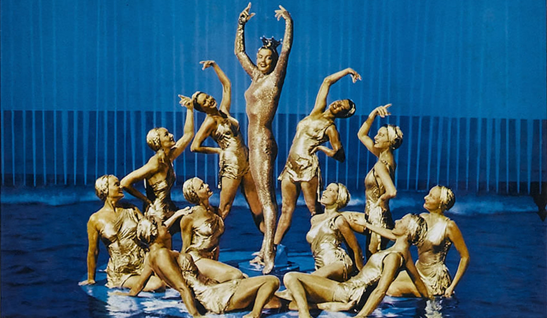 Yelena Popova Artist in Residence SEA Foundation Tilburg The Netherlands Movie Million Dollar Mermaid