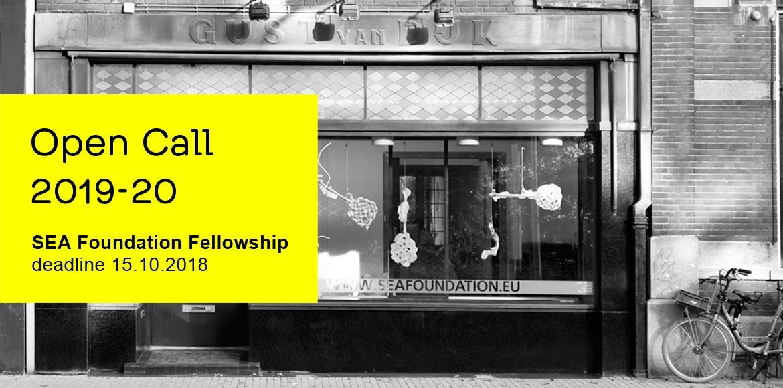 Open Call 2019-20 and Fellowship
