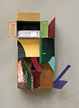 Machteld Rullens cardboard boxes NewNew (Babylon) 2018-2019