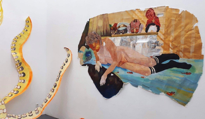 Apprentice Master #5, KunstpodiumT Ontleed, Lotte van Lieshout