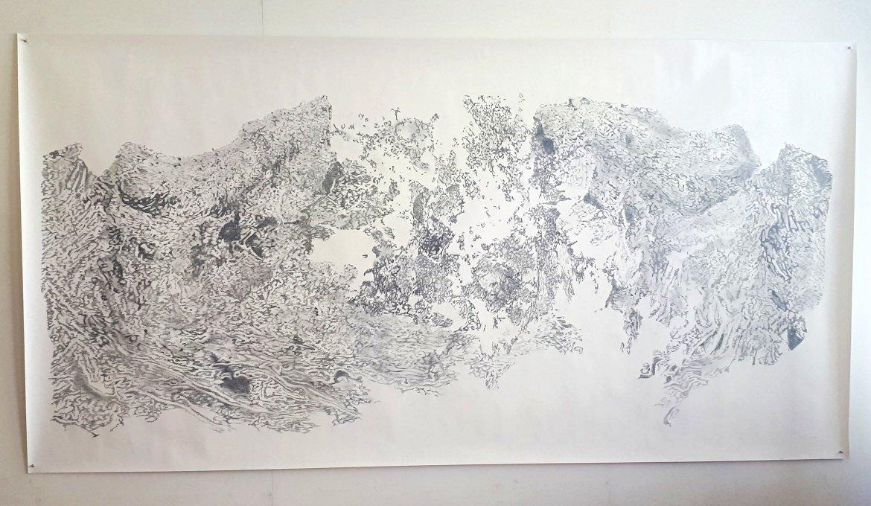 Gam Bodenhausen, exhibition Unfolding the Vaporous Mind, SEA Foundation, Tilburg, the Netherlands