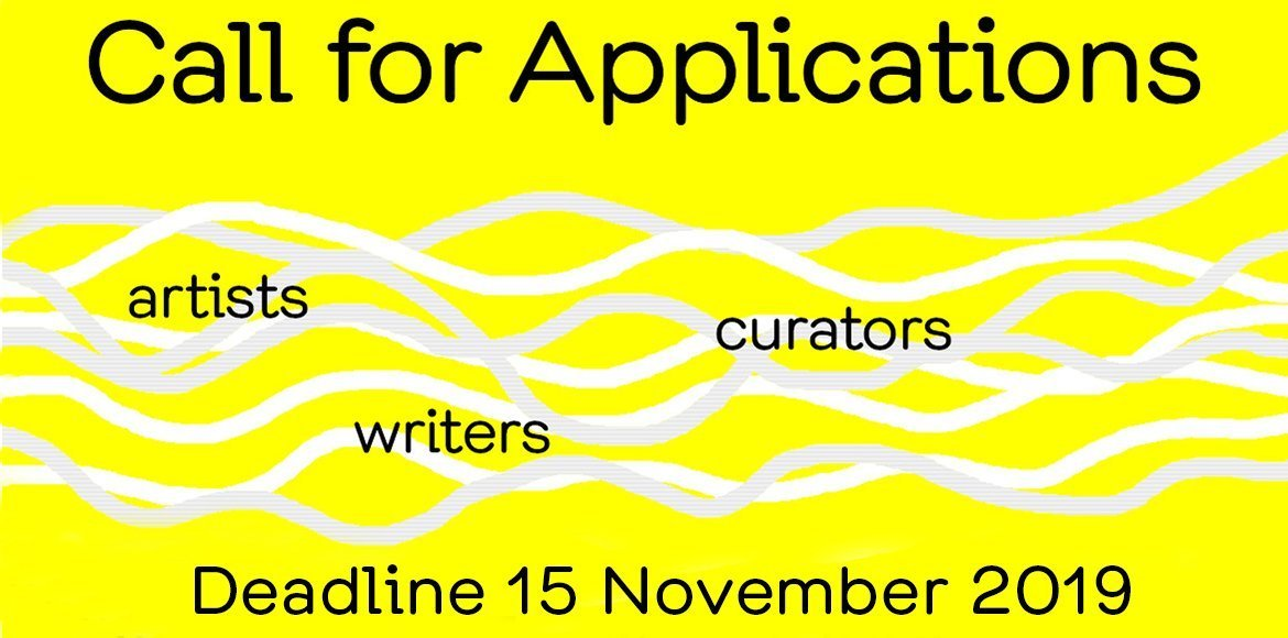 Call for Applications, Artist in Residence 2020/2021, SEA Foundation, Tilburg, the Netherlands