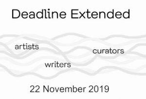 Deadline Extended Thumbnail image Open Call SEA Foundation