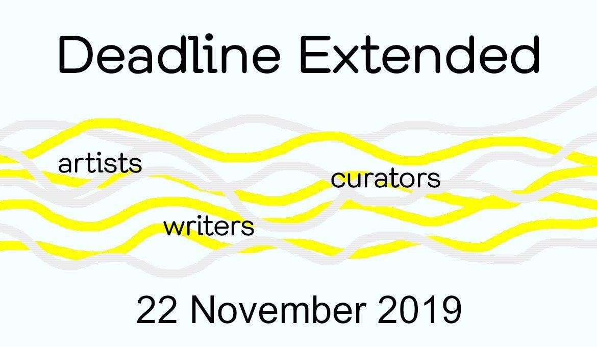 Artist in Residence Open Call Extended Deadline