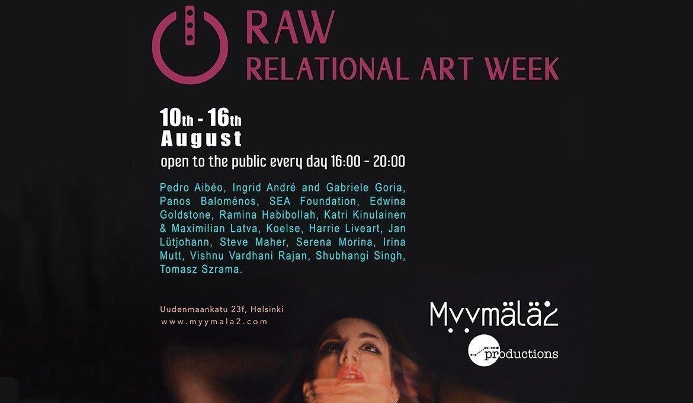 RAW Relational Art Week Helsinki