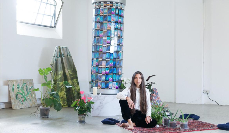 Veronika Christine Draxler studio