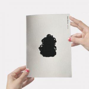 Marjo Postma, Symbiosis artist book, designed by Sooji Lee