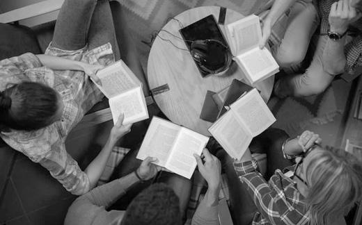 Reading group SEA Foundation sustainability ecology empathy