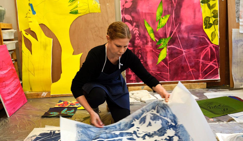 Jaclyn Mednicov   Artist in Residence